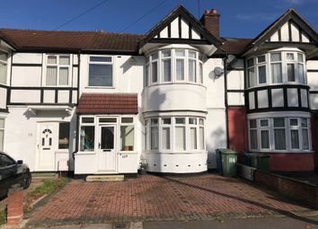 Thumbnail 3 bed terraced house for sale in Christchurch Avenue, Harrow