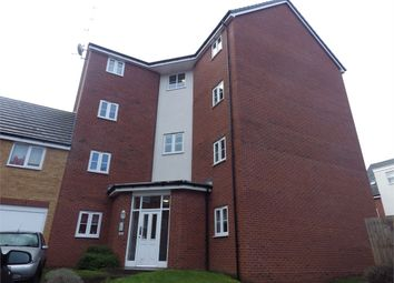 Thumbnail 2 bed flat to rent in Poppleton Close, Coventry, West Midlands