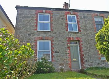 Thumbnail 3 bed end terrace house to rent in Rose Hill, Mylor, Falmouth