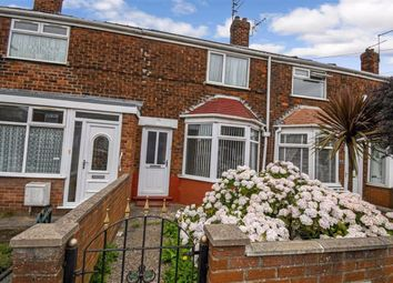 Thumbnail 2 bed terraced house for sale in Rustenburg Street, Hull, East Yorkshire