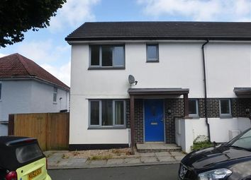 Thumbnail 3 bedroom terraced house for sale in Sithney Street, Plymouth
