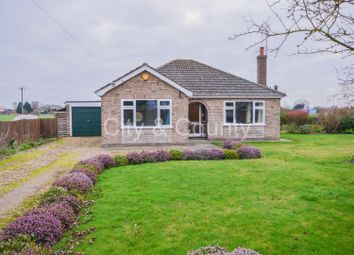 Thumbnail 3 bed detached bungalow for sale in Back Bank, Whaplode Drove, Spalding