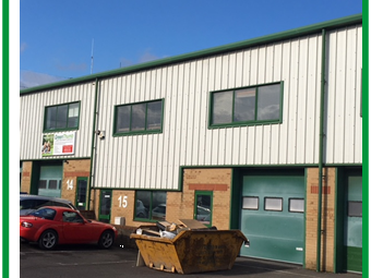Thumbnail Light industrial for sale in Vincients Road, Chippenham