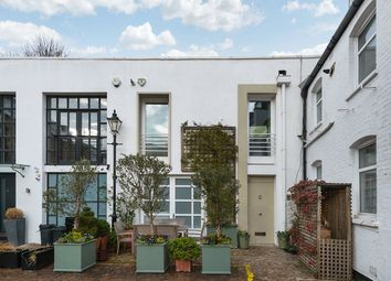 Thumbnail 3 bed mews house to rent in Napier Place, London