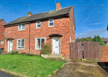 2 bed semi-detached house for sale in Lupton Crescent, Sheffield S8