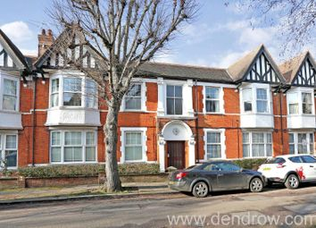 Thumbnail 4 bed flat to rent in Northcote Avenue, London