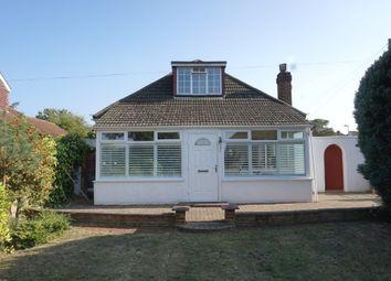 Thumbnail 4 bedroom detached bungalow for sale in Ellingham Road, Chessington