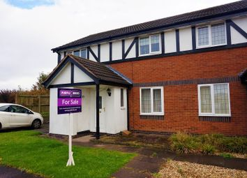Thumbnail 2 bed flat for sale in Bowfell Grove, Saxonfields, Stoke-On-Trent