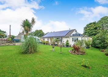 Thumbnail 5 bed bungalow for sale in St. Columb, Cornwall