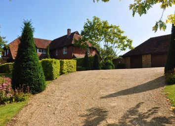 Thumbnail 4 bed detached house for sale in Kindersley Park Homes, Salisbury Road, Abbotts Ann, Andover