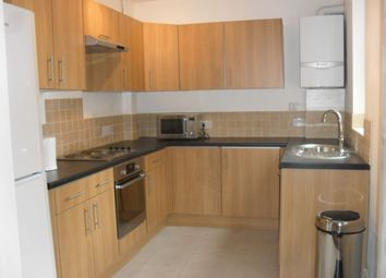 Thumbnail 6 bedroom shared accommodation to rent in Stanley Street, Derby