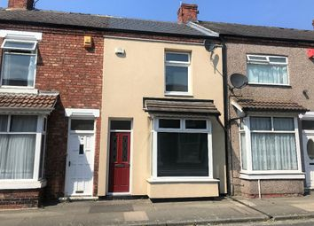 Thumbnail 3 bed terraced house to rent in Brunton Street, Darlington