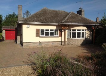Thumbnail 3 bed detached bungalow for sale in High Street, Swaffham Bulbeck, Cambridge