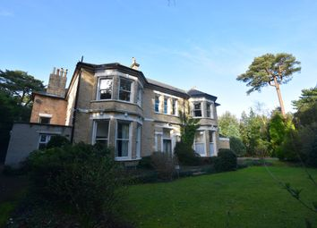 Thumbnail 3 bed flat to rent in Manor Road, Bournemouth