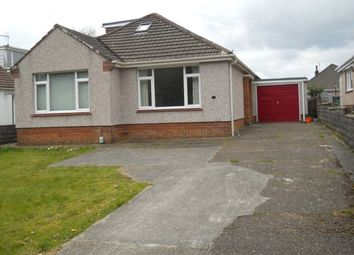 Thumbnail 4 bed detached house to rent in Woodside Close, Killay, Swansea