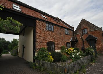 Thumbnail 3 bedroom town house to rent in Garden Court, Loddon, Norfolk.