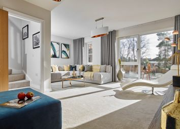 Thumbnail 4 bedroom end terrace house for sale in Bucknalls Drive, Bricket Wood, St. Albans