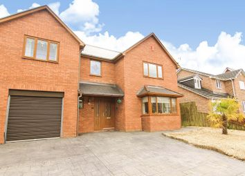 Thumbnail 4 bed detached house for sale in Beechtree Crescent, Tanglewood, Blaina