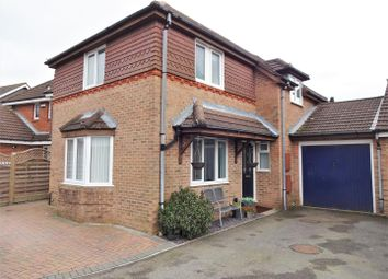 Thumbnail 4 bed detached house for sale in Benjamin Road, Maidenbower, Crawley