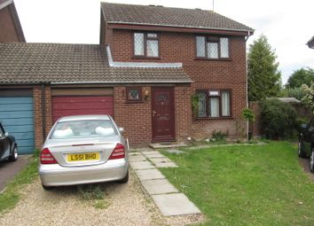Thumbnail 4 bed semi-detached house to rent in Blenheim Close, Reading