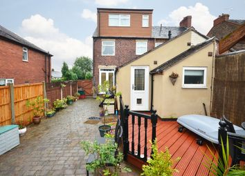 Thumbnail 4 bed semi-detached house for sale in Albert Street, Bignall End, Stoke-On-Trent