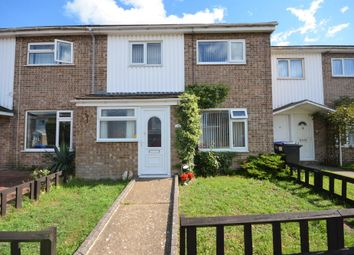 Thumbnail 3 bed terraced house for sale in Hardy Close, Lowestoft