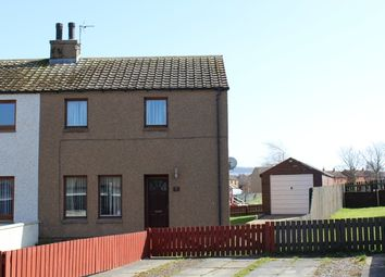 Thumbnail 2 bed semi-detached house for sale in Netherha Road, Buckie