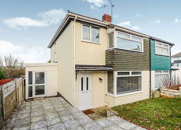 Thumbnail 3 bed semi-detached house for sale in Buckland Road, Newton Abbot
