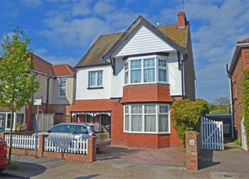 Thumbnail 4 bed detached house for sale in Gannon, Road, Worthing