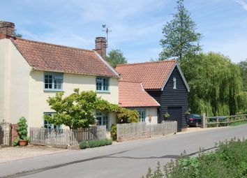 Thumbnail 4 bed detached house for sale in The Street, Newbourne, Woodbridge