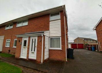 Thumbnail 2 bed flat to rent in Cringles Drive, Tarbock Green, Prescot, Merseyside