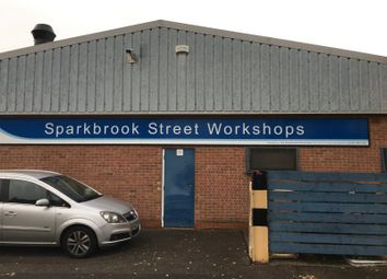 Thumbnail Light industrial to let in 7, Sparkbrook Street Industrial Estate, Coventry