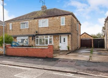 Thumbnail 3 bed semi-detached house for sale in Oakdale Avenue, Stanground, Peterborough, Cambridgeshire