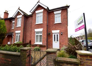 Thumbnail 4 bed end terrace house for sale in Godstone Road, Lingfield, Surrey