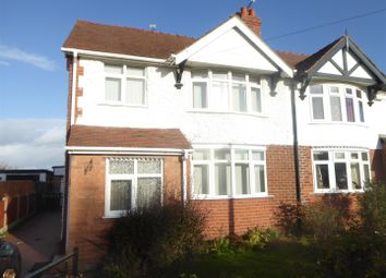 Thumbnail 3 bed semi-detached house for sale in Little Acton Drive, Wrexham