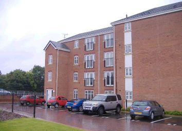 Thumbnail 1 bed flat to rent in Bonneville Close, Tipton