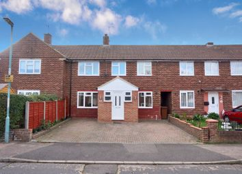 Thumbnail 3 bed terraced house for sale in Minster Road, Gillingham