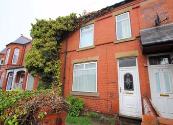 Thumbnail 2 bedroom terraced house for sale in Church Street, Connahs Quay, Flintshire