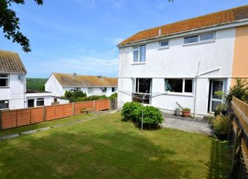 Thumbnail 3 bed semi-detached house for sale in Trewint Crescent, Looe, Cornwall