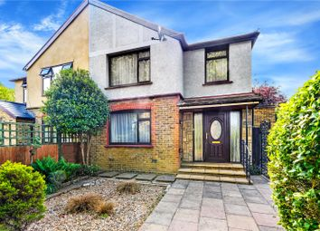 Thumbnail 3 bed semi-detached house for sale in Moore Road, Swanscombe, Kent