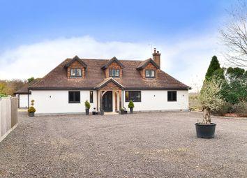 Colestock Road, Cowden, Edenbridge TN8. 5 bed detached house for sale
