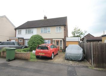 Thumbnail 3 bed semi-detached house for sale in Park Close, Strood Green, Betchworth, Surrey