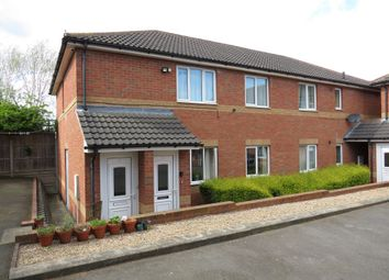 Thumbnail 2 bed flat for sale in Lonsdale Road, Thurmaston, Leicester