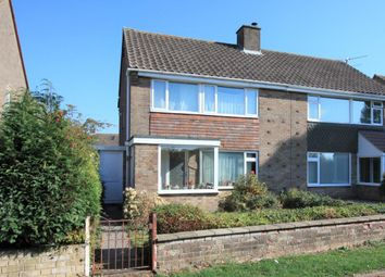 Thumbnail 3 bed semi-detached bungalow for sale in Southbrook Street, Swindon