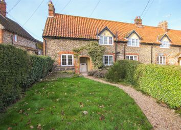 Thumbnail 1 bed end terrace house to rent in Middle Green, Higham, Bury St. Edmunds