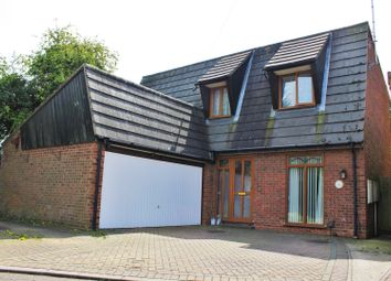 Thumbnail 4 bed detached house for sale in Woodcote Crescent, Basildon