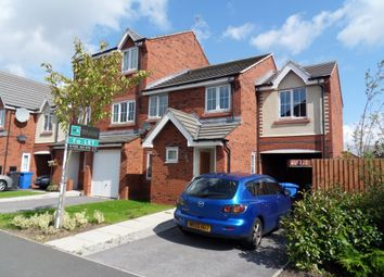 Thumbnail 3 bed semi-detached house to rent in Thorneycroft Drive, Sixpenny Fields, Warrington