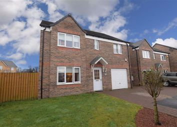 Thumbnail 4 bed detached house for sale in Hillhead Crescent, Paisley