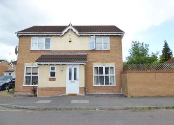 Thumbnail 3 bedroom detached house for sale in Bedford, Beds