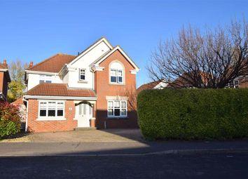 Thumbnail 4 bedroom detached house for sale in The Furlong, Henleaze, Bristol